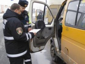 У Корці поліцейські затримали нетверезого водія маршрутного транспортного засобу