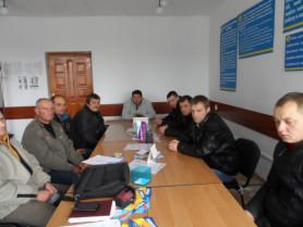Презентацію проводять з метою набору на роботу працівників.