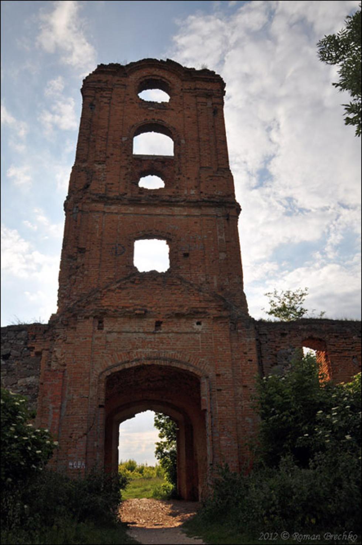 Надбрамна вежа
