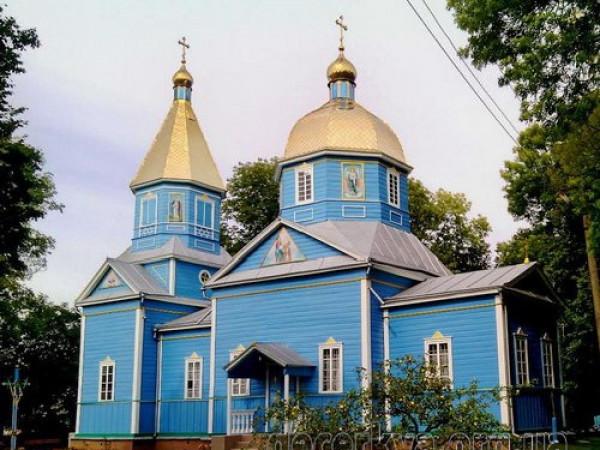 Церква у Новій Мощаниці