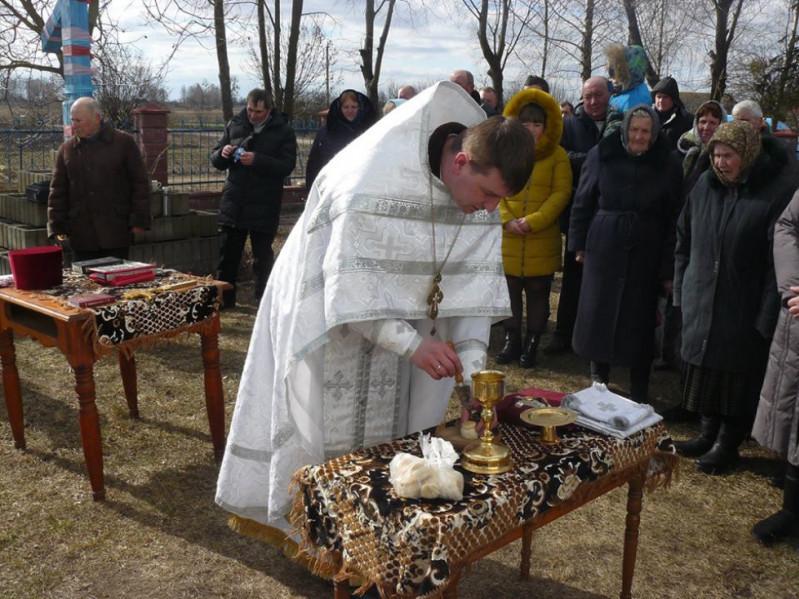 Громада села Копитів