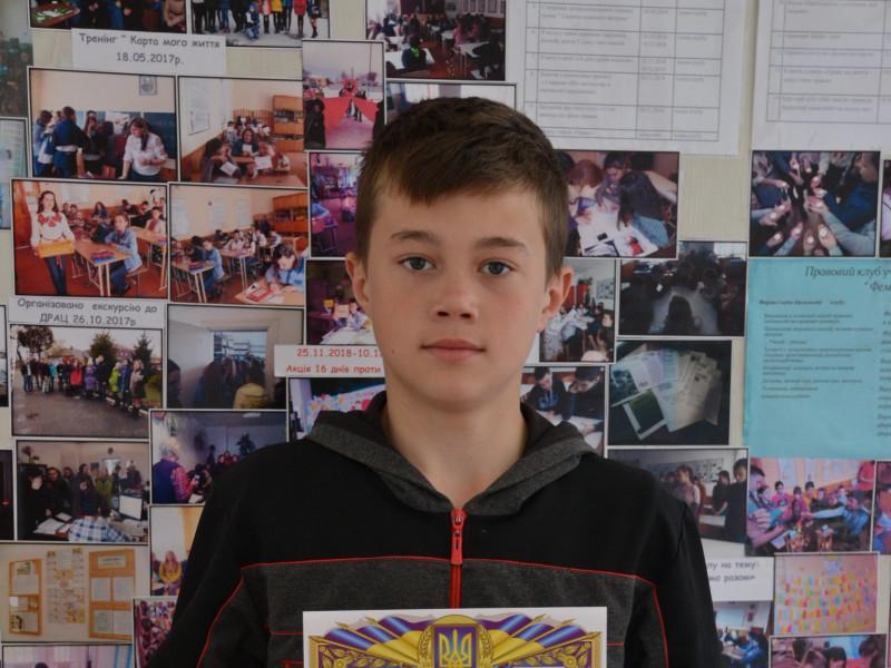 Максим Павлюк
