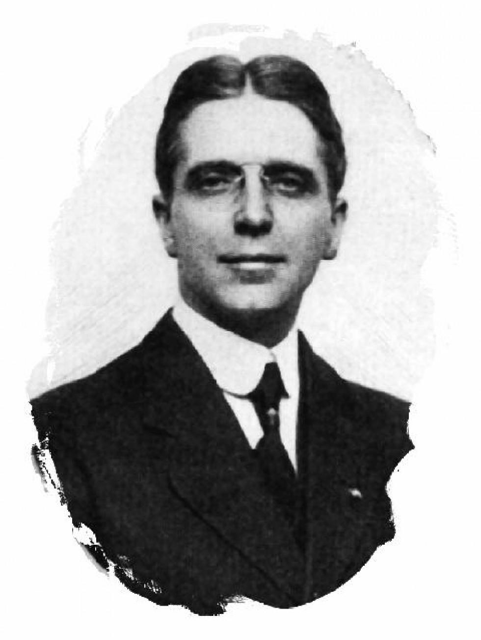 Джон Норт Уілліс, 1918 р.