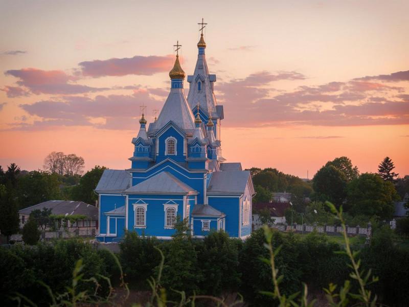 Церква в ім'я святих Чудотворців і безсрібників Кузьми і Дем'яна