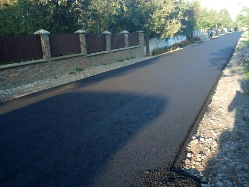 Дорога після ремонту