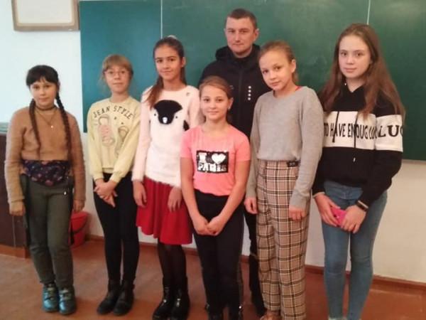 Корецькі школярі