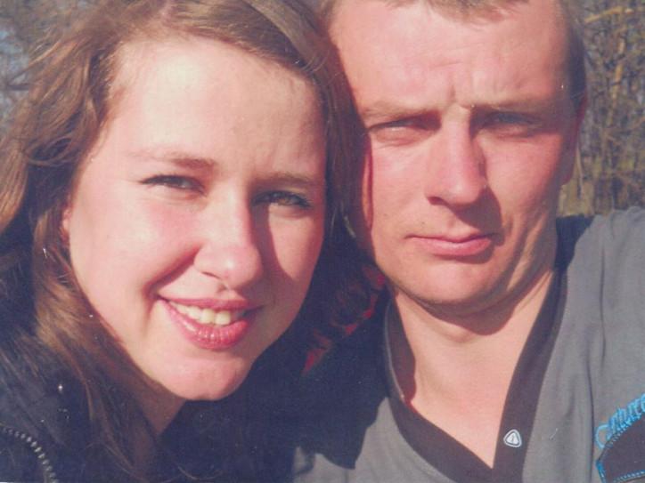 Сергій із дружиною Тетяною