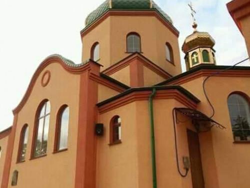 Свято-Воскресенська церква м. Корця