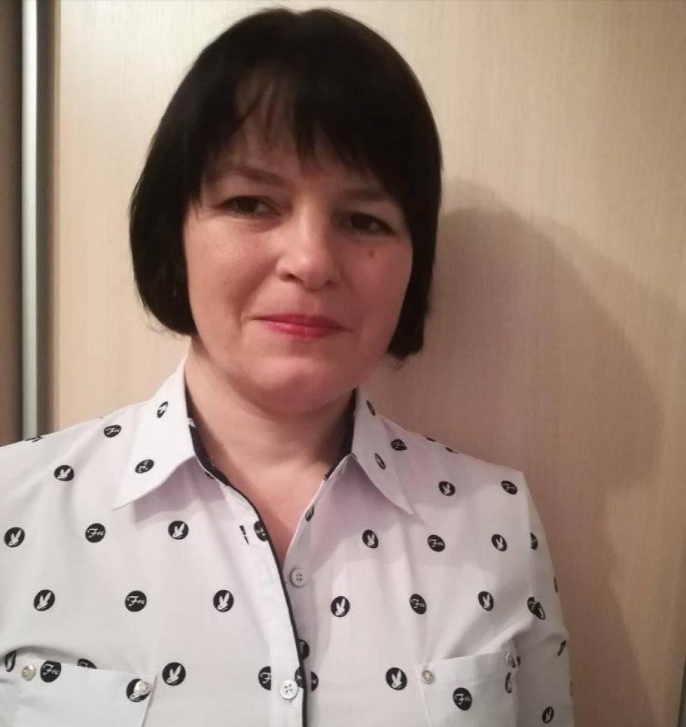 Лариса Іванівна Турович
