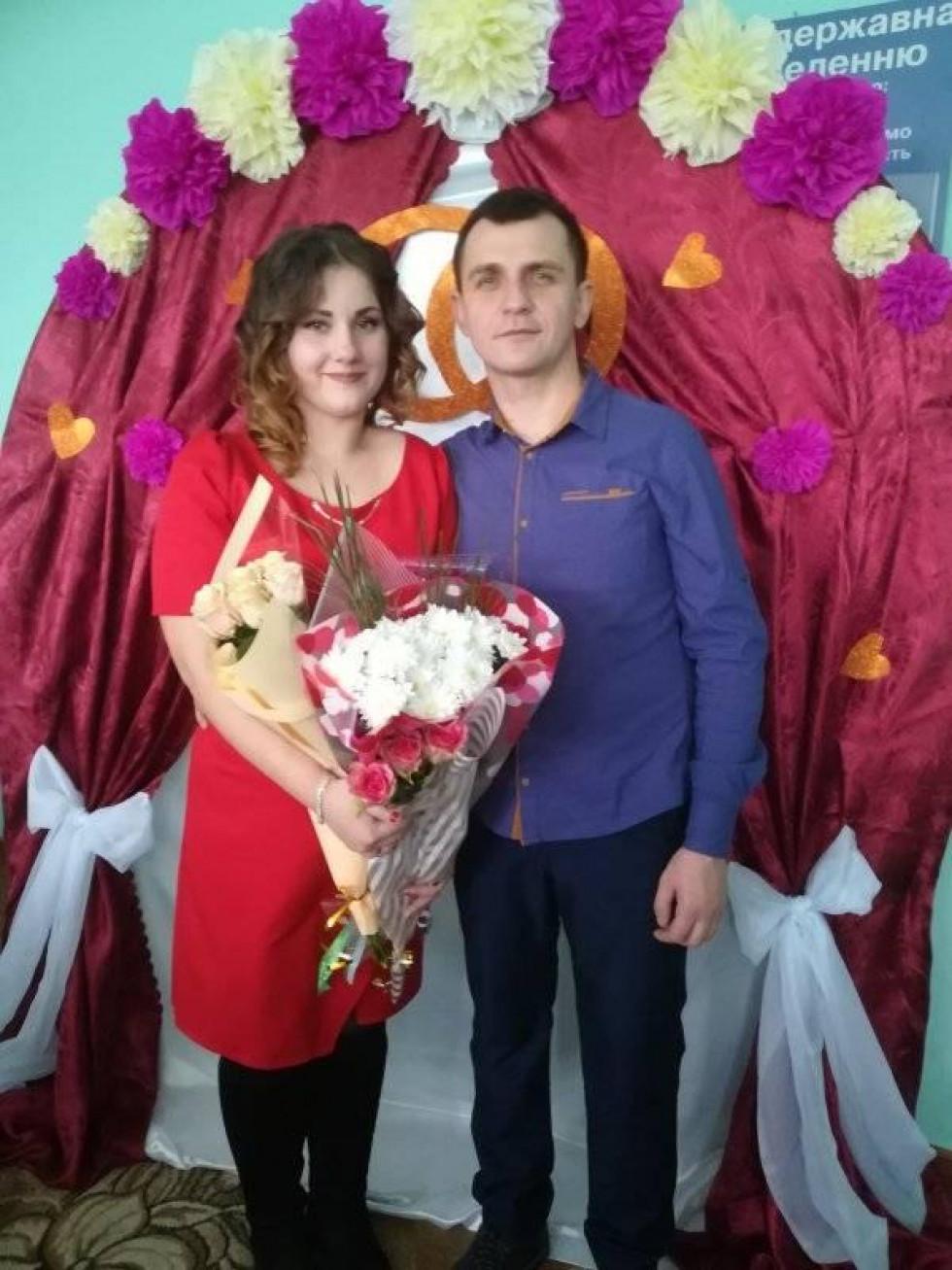 Олена і Микола Денисюки