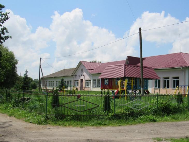Невірківський НВК