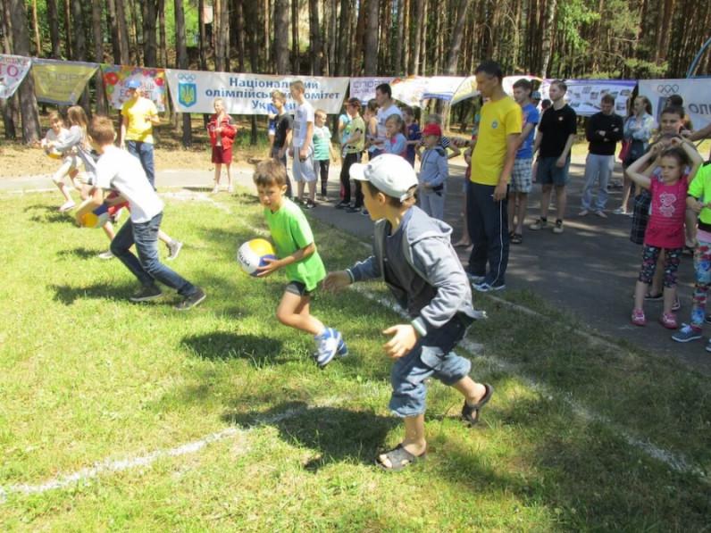 «Олімпійське літо на Рівненщині. І тур»: корчан запрошують до участі