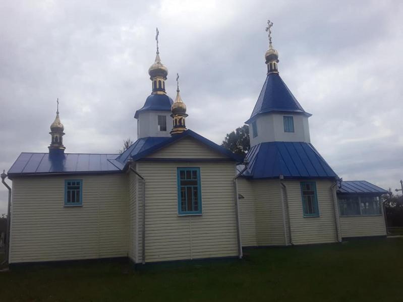 Храм у Колодіївці