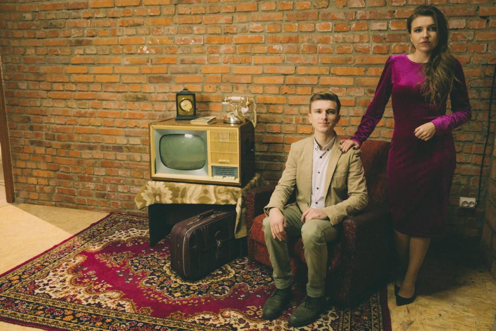 Богдан і Наталка Ковалі, ведучі 12 каналу