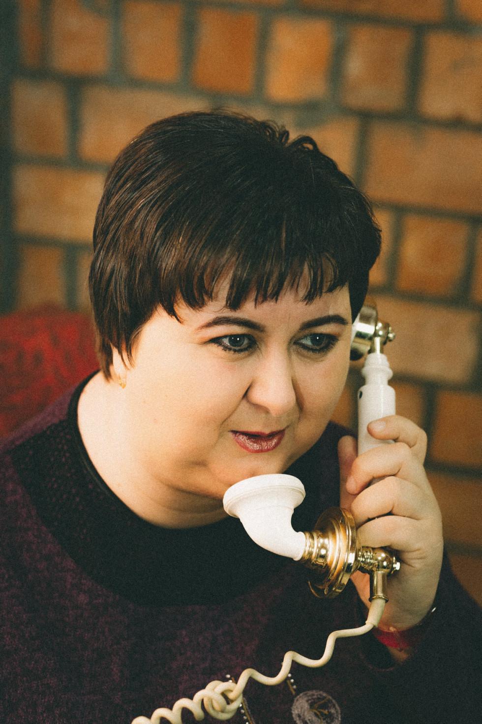 Леся Бондарук, представниця Українського інституту національної пам'яті на Волині, постійна авторка Район.Історія
