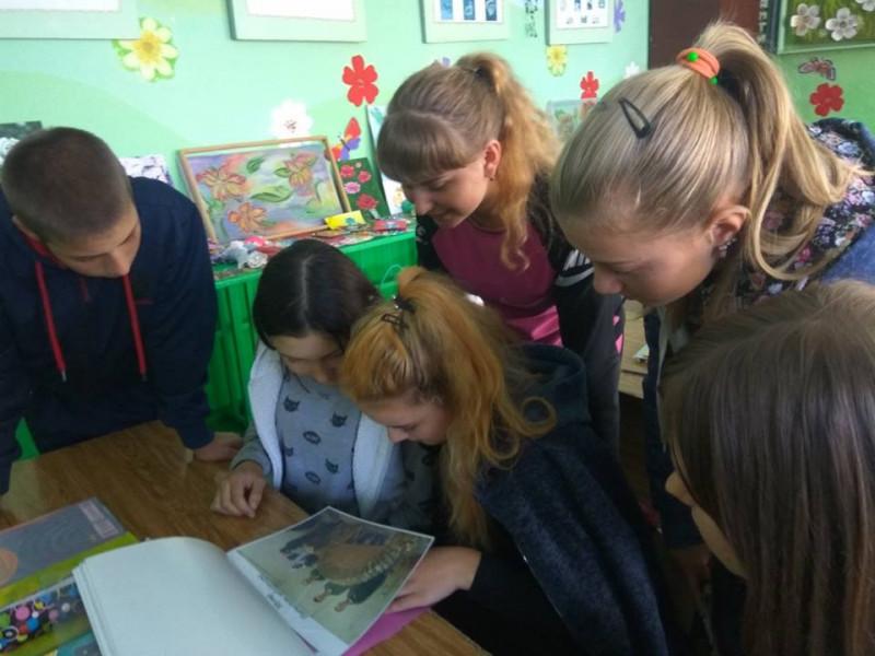 Крилівським школярам розповіли, як зробити правильний вибір професії