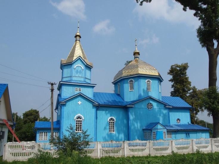 Петропавлівський храм