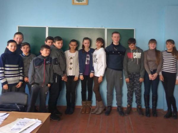 Учні Даничівської школи