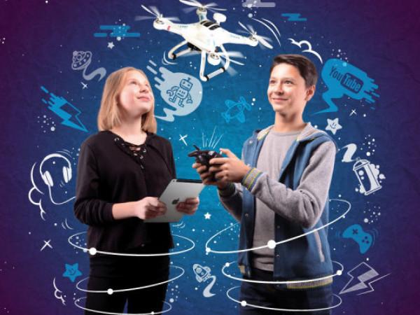 Комп'ютерна академія «ШАГ» запрошує на канікули дітей 9- 14 років