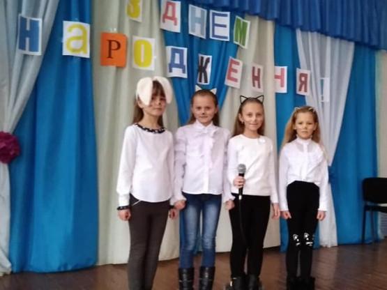 Як Корецька школа святкувала 34-річний ювілей
