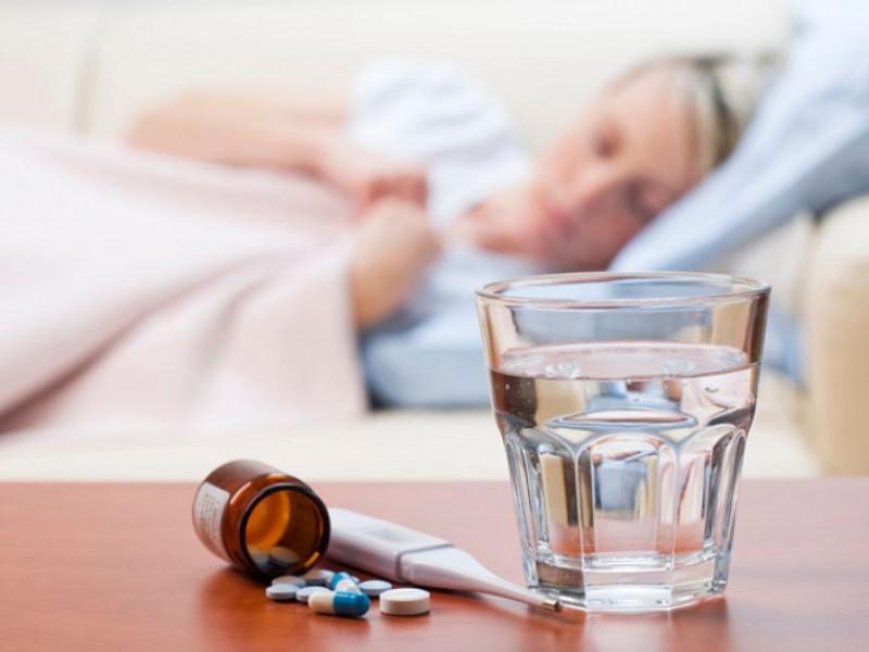 Повідомили про захворювання грипом та ГРВІ на Кореччині