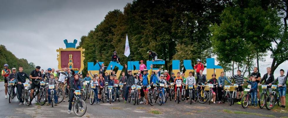 Учасники велоклубу