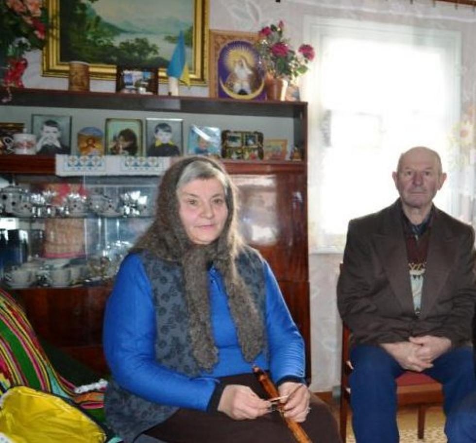 Батьки Ігоря Гордійчука. Фото: ОГО