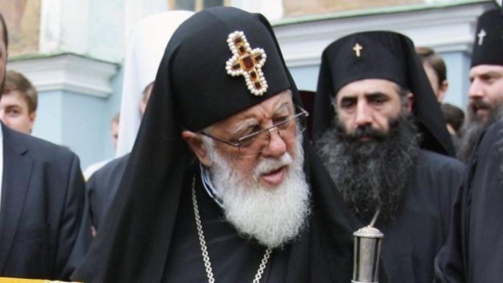 Патріарх Грузинської церкви Ілля II стоїть перед складним вибором