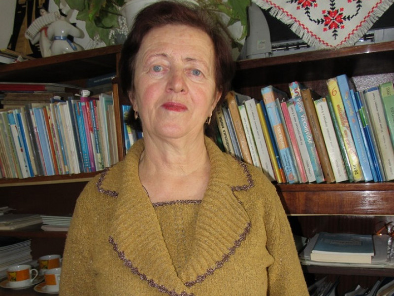 Валентина Сергіївна Хоменко